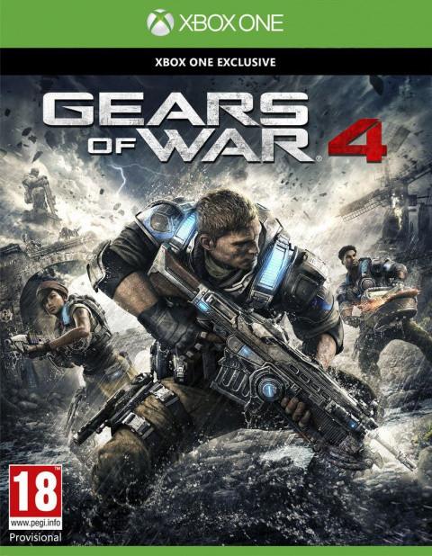 Gears of War 4 sur ONE