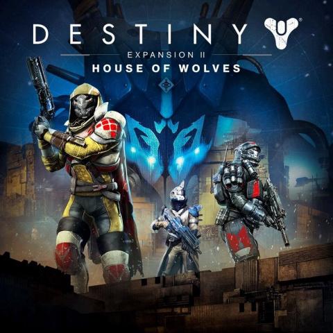 Destiny Extension II : La Maison des Loups sur ONE