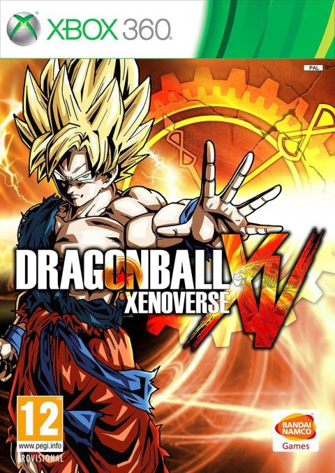 Jaquette de Dragon Ball Xenoverse