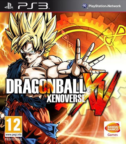 Dragon Ball Xenoverse sur PS3