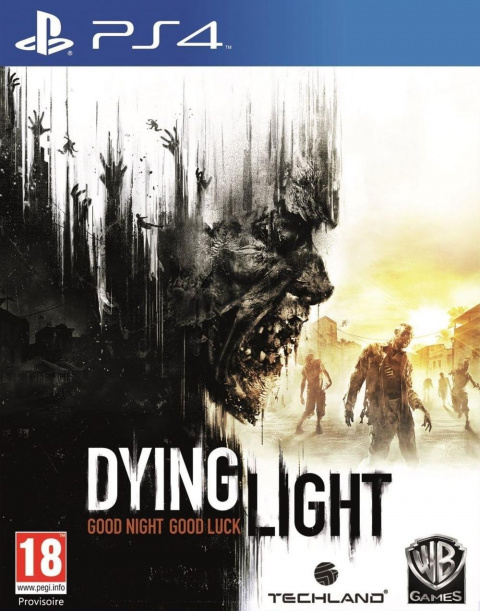 Dying Light sur PS4