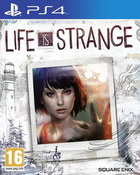 Life is Strange - Episode 2 - Out of Time sur PS4