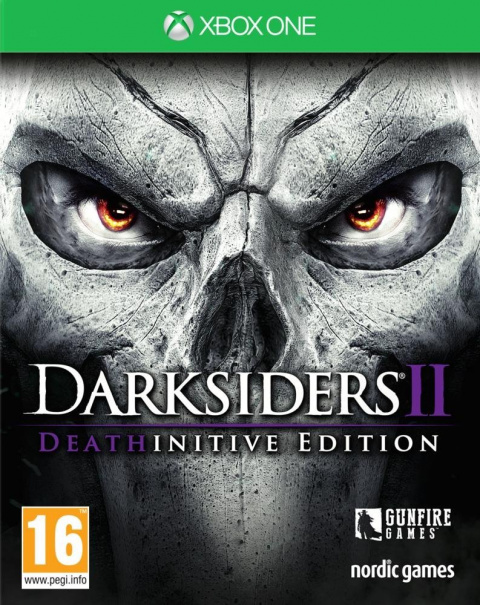 Darksiders II : Deathinitive Edition sur ONE