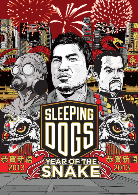 Sleeping Dogs : Year of the Snake