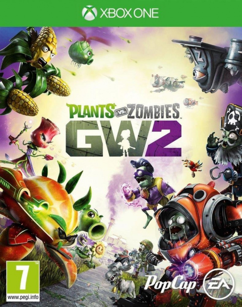 Plants vs Zombies : Garden Warfare 2 sur ONE