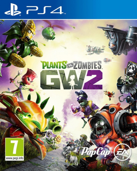 Plants vs Zombies : Garden Warfare 2 sur PS4