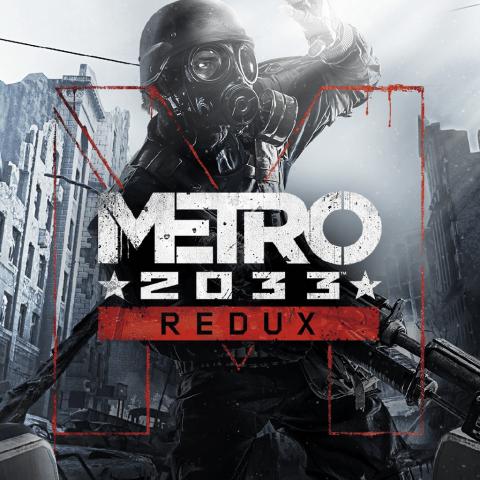 Metro 2033 Redux sur PS4