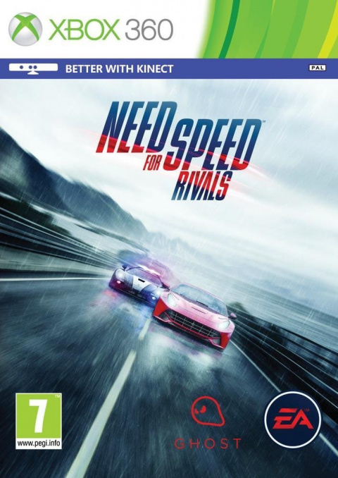 Need for Speed Rivals Complete Edition sur 360
