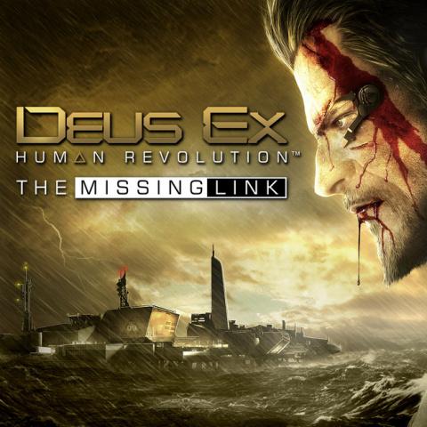 Deus Ex : Human Revolution - Le Chaînon Manquant sur PS3