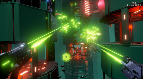 VR Invaders : Un shooter qui manque de saveur