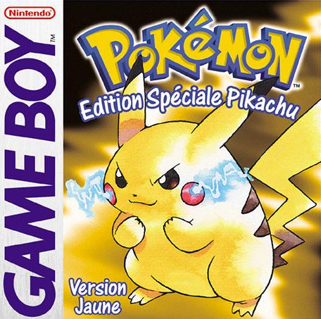 Pokémon Version Jaune : Edition Spéciale Pikachu