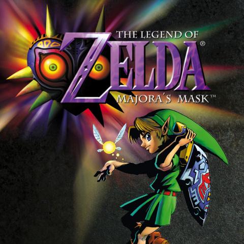 The Legend of Zelda : Majora's Mask sur Wii