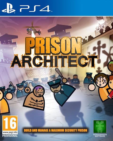 Prison Architect sur PS4