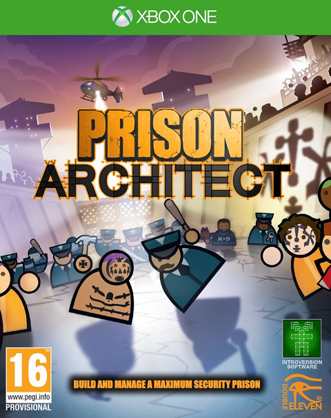 Prison Architect sur ONE
