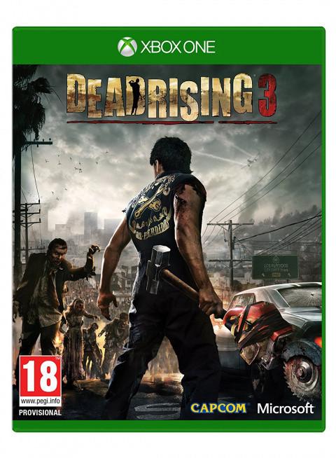 Dead Rising 3 sur ONE