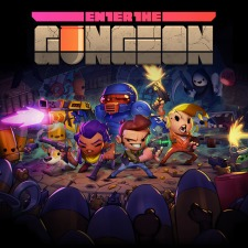 Enter the Gungeon sur Linux