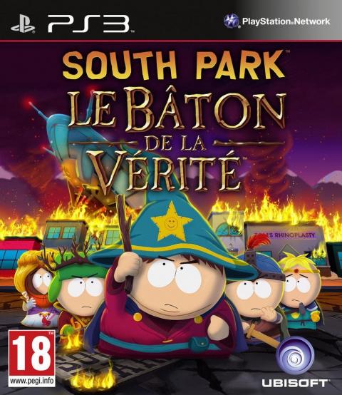 South Park : Le Bâton de la Vérité sur PS3