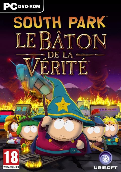 South Park : Le Bâton de la Vérité sur PC