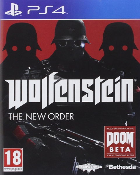 Wolfenstein : The New Order sur PS4