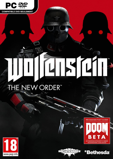 Wolfenstein : The New Order sur PC