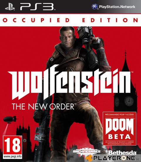 Wolfenstein : The New Order sur PS3