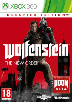 Wolfenstein : The New Order sur 360