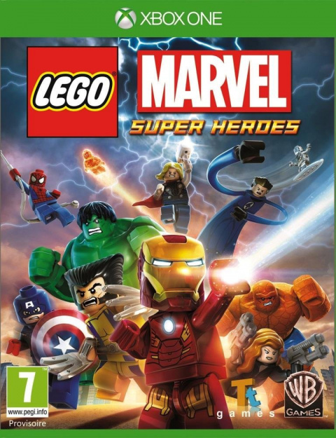 LEGO Marvel Super Heroes sur ONE