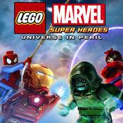 LEGO Marvel Super Heroes : L'Univers en Péril sur iOS