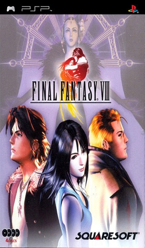 Final Fantasy VIII sur PSP