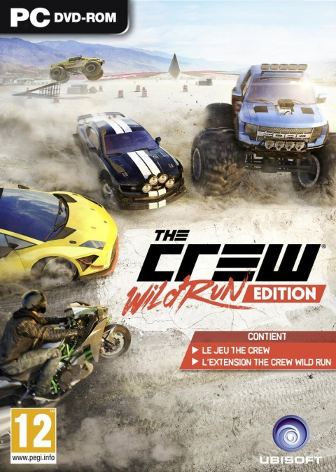 The Crew Wild Run sur PC