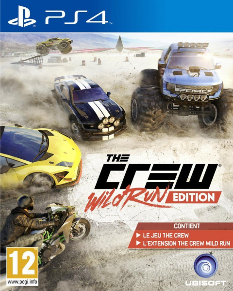 The Crew Wild Run sur PS4