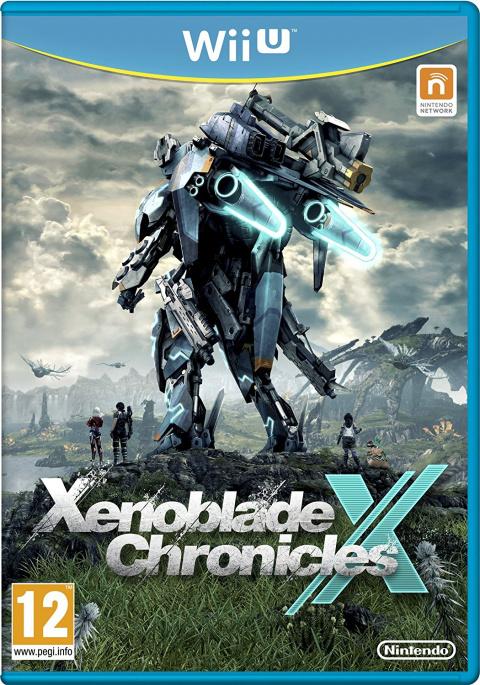 Jaquette de Xenoblade Chronicles X