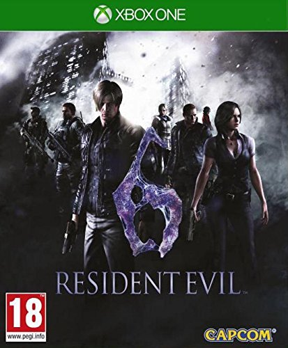Resident Evil 6 sur ONE