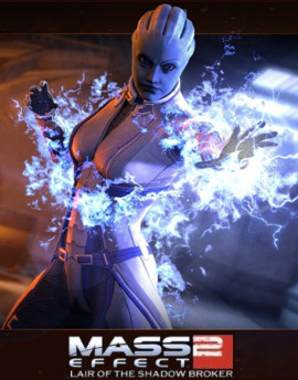 Mass Effect 2 : Le Courtier de l'Ombre