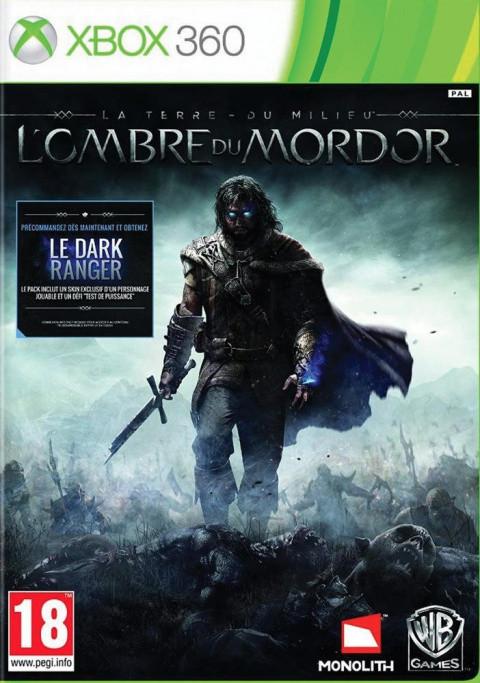 Jaquette de La Terre du Milieu : L'Ombre du Mordor