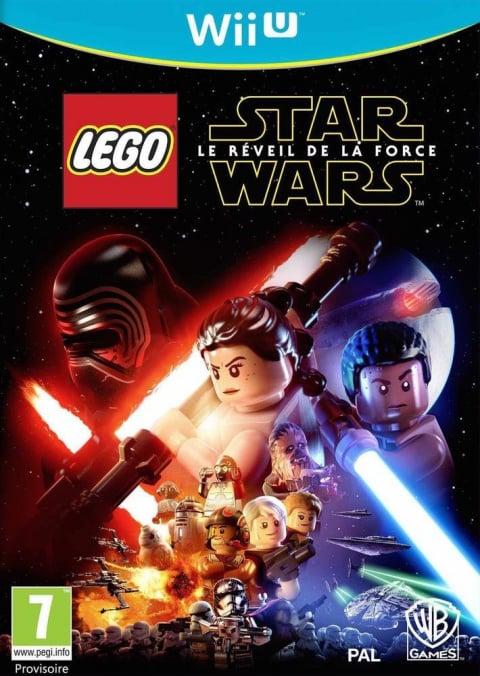 LEGO Star Wars : Le Réveil de la Force sur WiiU