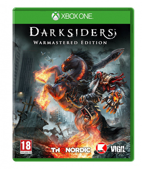Darksiders : Warmastered Edition sur ONE