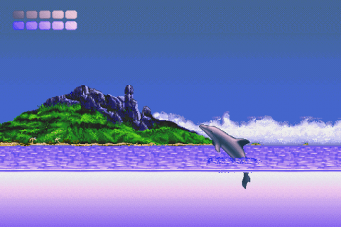 Oldies : Ecco the Dolphin