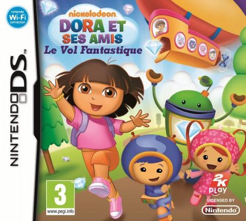 Dora et ses Amis : Le Vol Fantastique sur DS