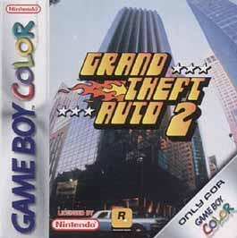Grand Theft Auto 2 sur GB