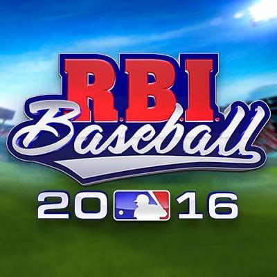 R.B.I Baseball 16 sur ONE