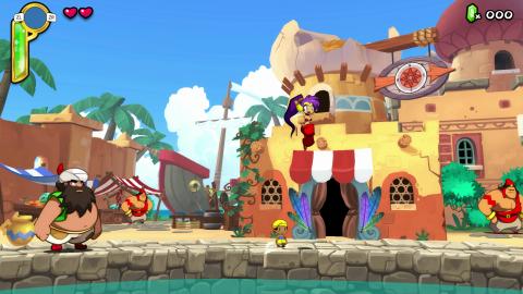 Shantae: Half-Genie Hero - Une vraie bouffée d'air frais !