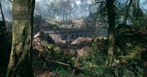 Forêt d'Argonne (carte multijoueur)
