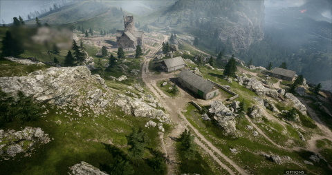 Monte Grappa (carte multijoueur)