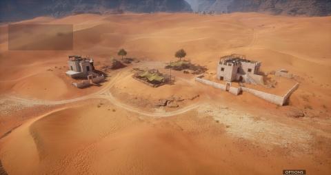 Désert du Sinaï (carte multijoueur)