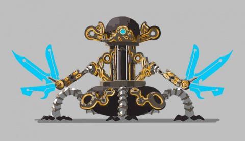 Zelda : Breath of the Wild - Deux nouveaux artworks se dévoilent