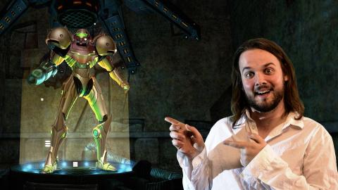 Spoilers : Maxime nous raconte l'histoire de Metroid Prime