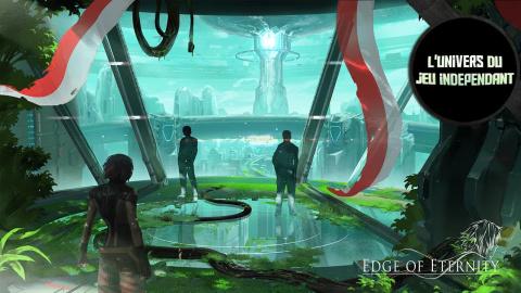 L'univers du jeu indépendant : Edge of Eternity, le J-RPG à la française !