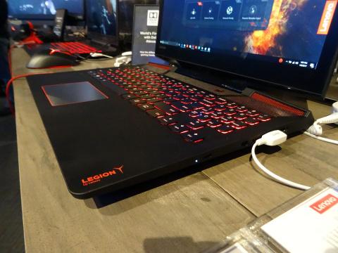 CES 2017 : Les portables Y720 et Y520 débarquent chez Lenovo, rehaussés de la plateforme de jeu LEH