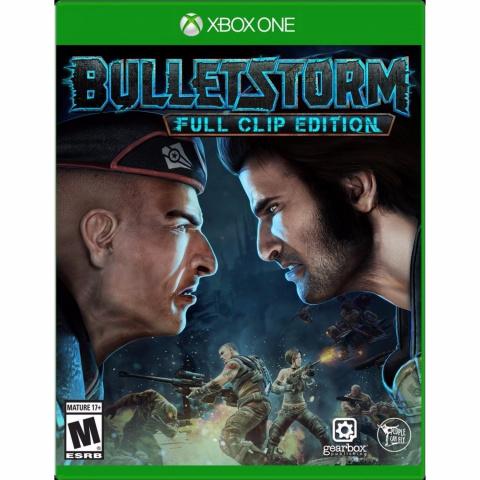 Bulletstorm : Full Clip Edition sur ONE